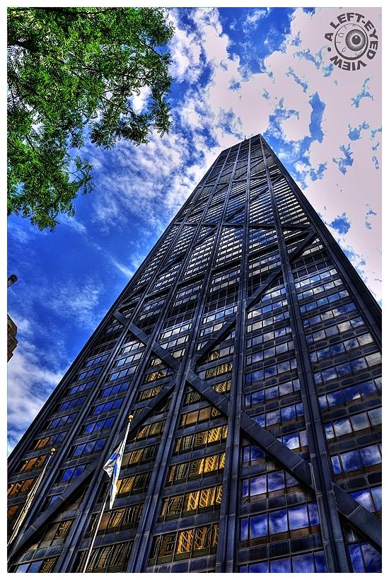 """John Hancock Tower"", Chicago"