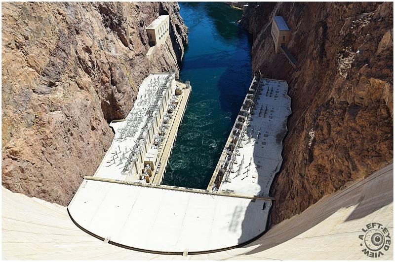 Hoover Dam Powerhouse