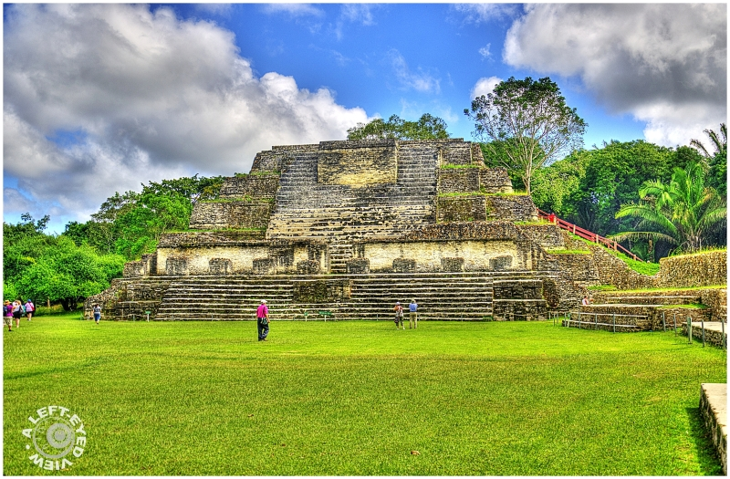 """Altun Ha"", ""Temple of the Masonry Altars"""