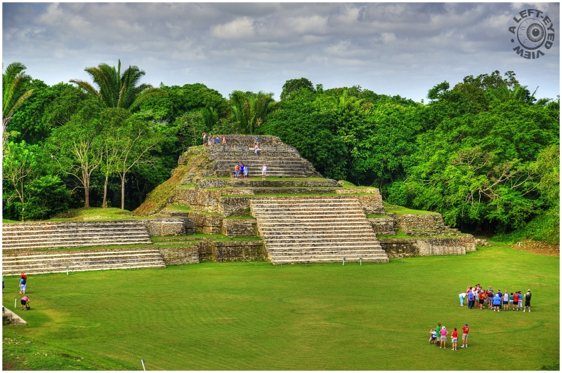 """Temple of the Green Tomb"", ""Altun Ha"""