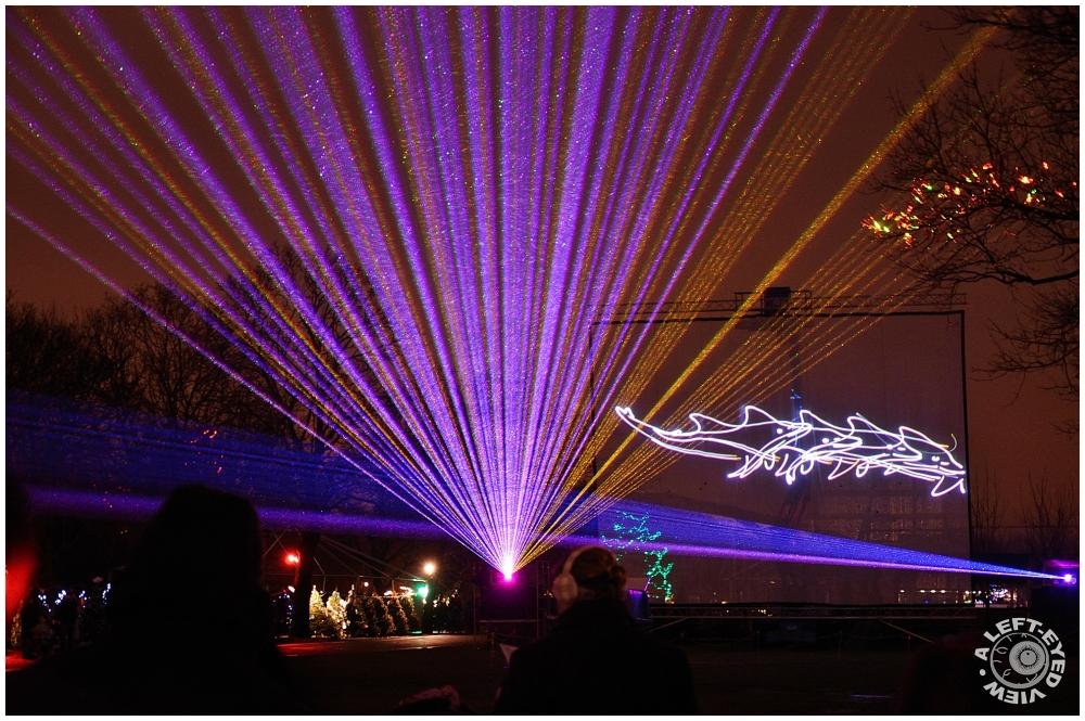 "Laser, ""Brookfield Zoo"", ""Holiday Magic Show"""