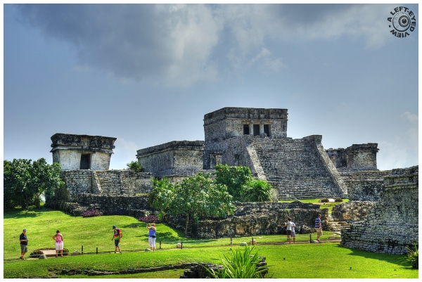 """El Castillo"", ""Temple of the Descending God"""