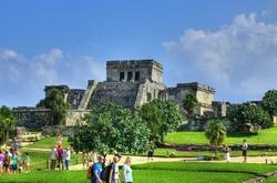 """""""El Castillo"""", Tulum, Mexico"""
