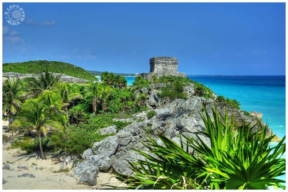 """Temple of the Wind God"", Tulum"