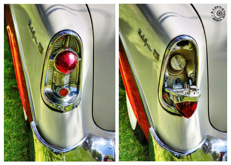 """""""Chevrolet Bel Air"""", """"A Left-Eyed View"""""""
