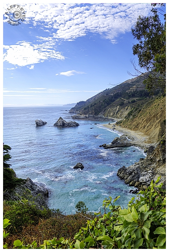 """Big Sur"", ""A Left-Eyed View"""