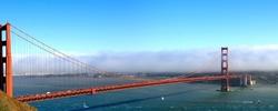 """""""Golden Gate Bridge"""", """"A Left-Eyed View"""""""
