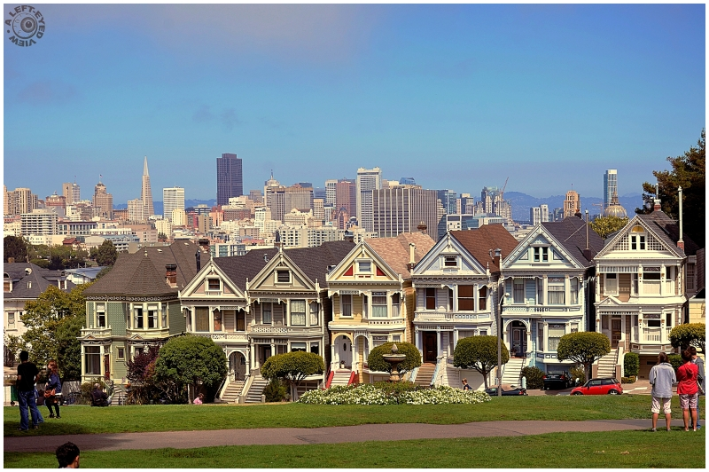 """Painted Ladies"", ""A Left-Eyed View"""