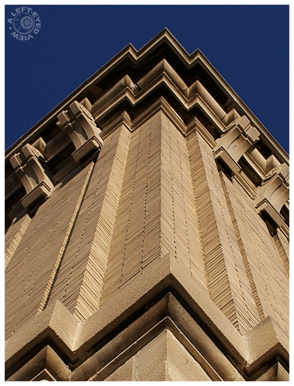 """A Left-Eyed View"", ""masonic temple"""