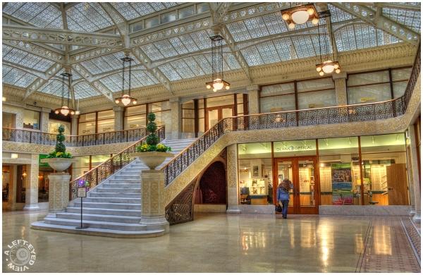 The Rookery's Atrium