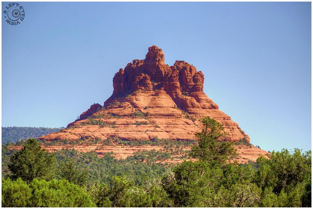 """A Left-Eyed View"", ""Bell Rock"""