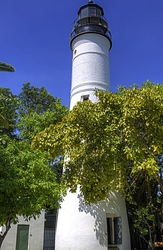 """A Left-Eyed View"", ""Key West"", ""lighthouse"""