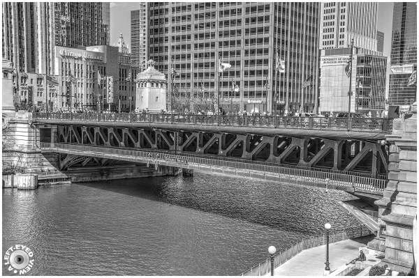 Michigan Avenue (DuSable) Bridge