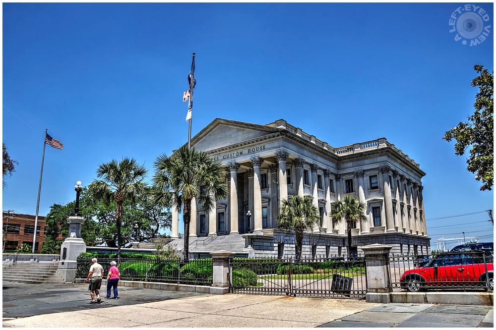 """A Left-Eyed View"", Sabourin, Charleston"
