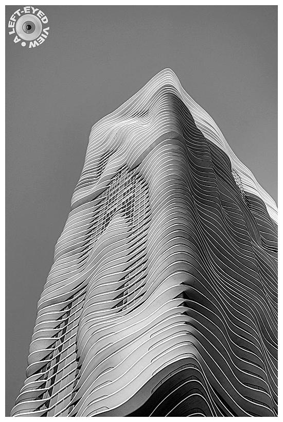 """A Left-Eyed View"", Sabourin, Aqua Building"