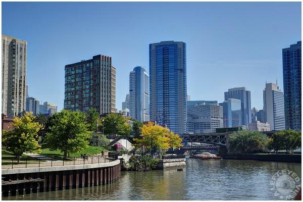 Chicago River's Edge
