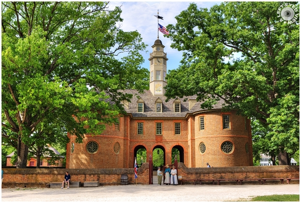 The Capitol   Colonial Williamsburg