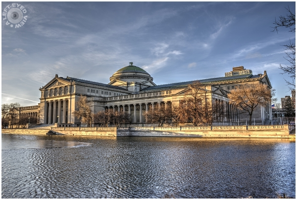 """Museum of Science and Industry"", A Left-Eyed View"