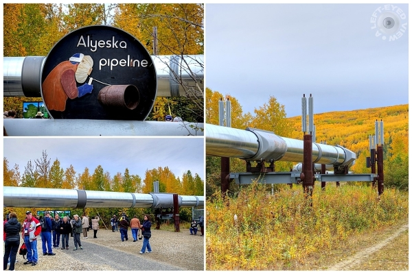 """Alyeska Pipeline"", Sabourin"