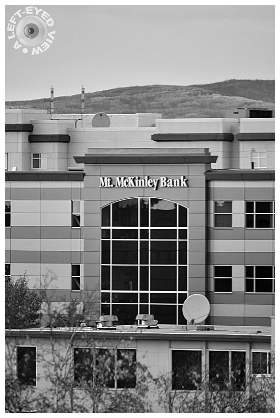 Mount McKinley Bank, Sabourin
