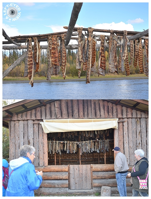 Athabascan Fish Camp Sabourin