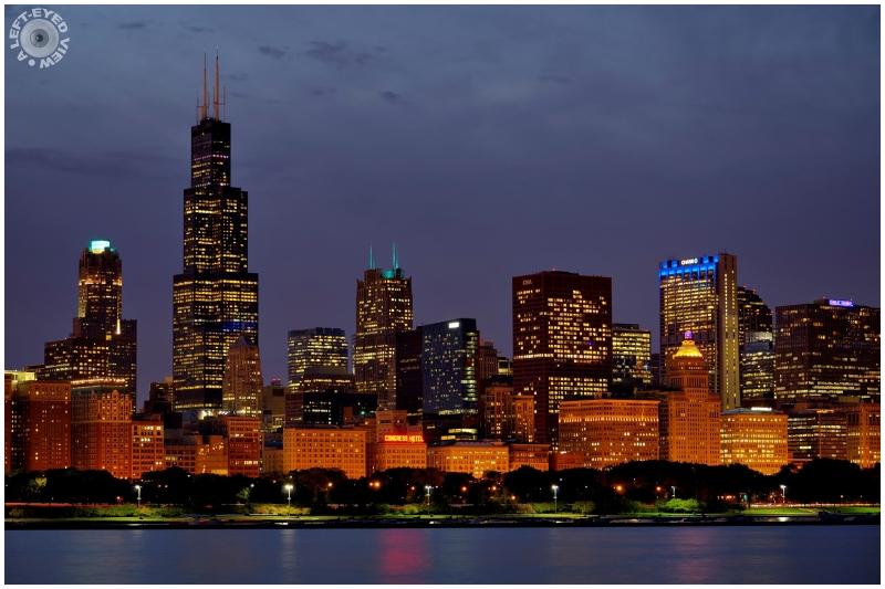 Chicago Skyline, Sabourin