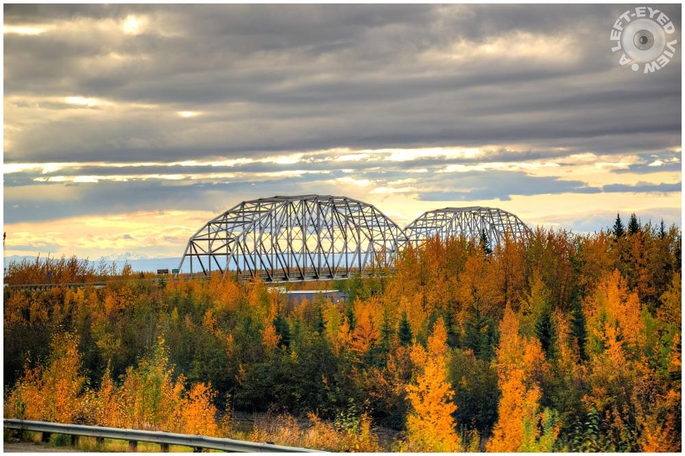 """Shirley Demientieff Memorial Bridge"", Sabourin"