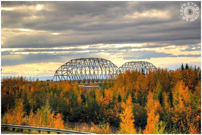 """Shirley Demientieff Memorial Bridge"", Sabourin"