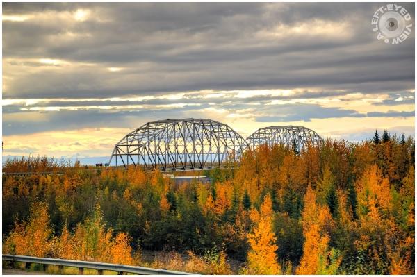 Shirley Demientieff Memorial Bridge