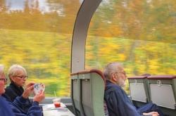 Glass Top Train, Sabourin