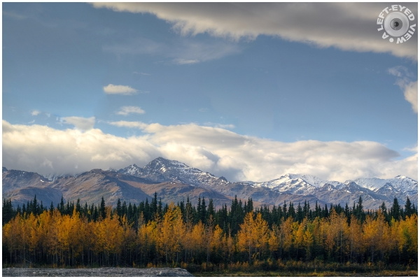 "Denali, Sabourin, ""A Left-Eyed View"""