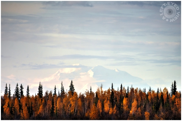 "Mount Denali, Sabourin, ""A Left-Eyed View"""