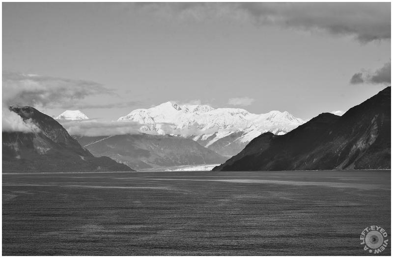 Sabourin, Yakutat Bay