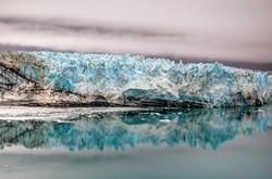 Foot of Margerie Glacier at Glacier Bay