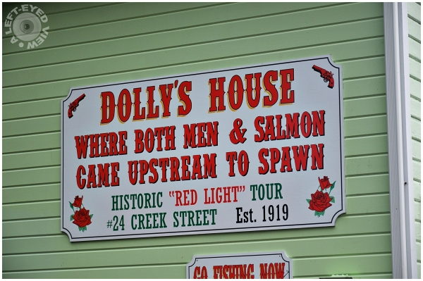 """Dolly's House"", ""Creek Street"", Sabourin"