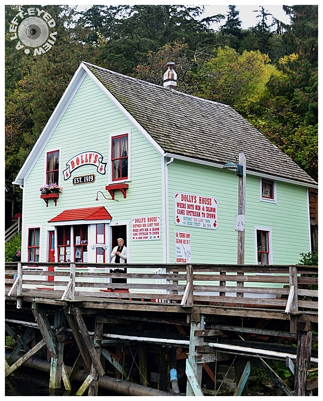 Dolly's House, Sabourin