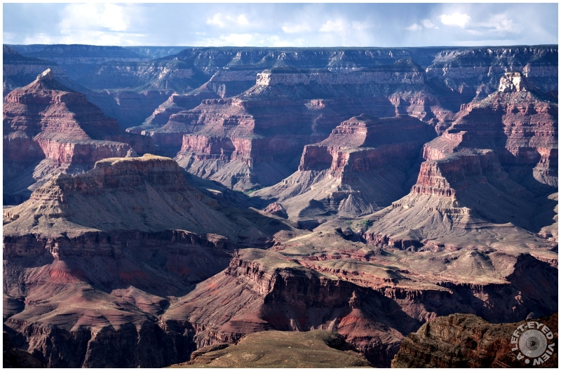 """""""A Left-Eyed View"""", """"Grand Canyon"""""""