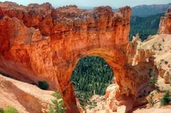 """Bryce Canyon"", ""Natural Bridge"", Sabourin"