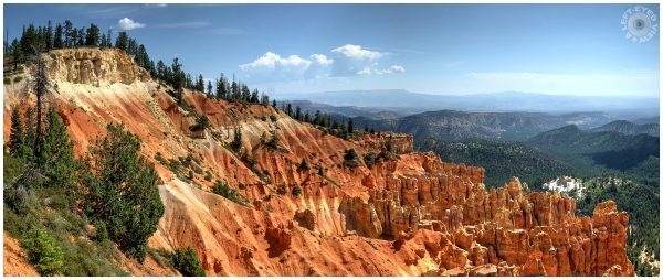 """Ponderosa Point"", ""Bryce Canyon"", Sabourin"