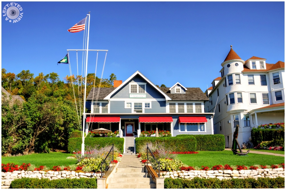 """Mackinac Island Yacht Club"""