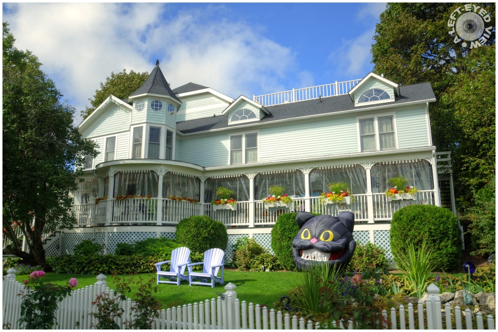 Mackinac Island Home