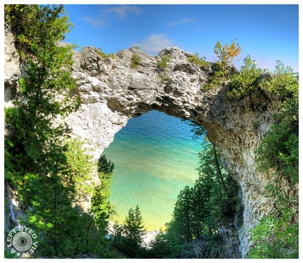 "Arch Rock"