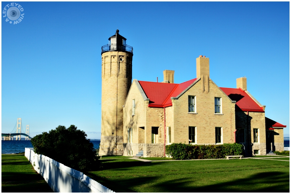 """Old Mackinac Point Lighthouse"""