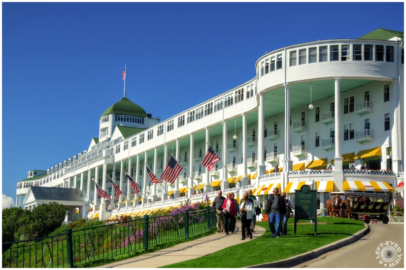 Grand Hotel, Mackinac Island, Sabourin