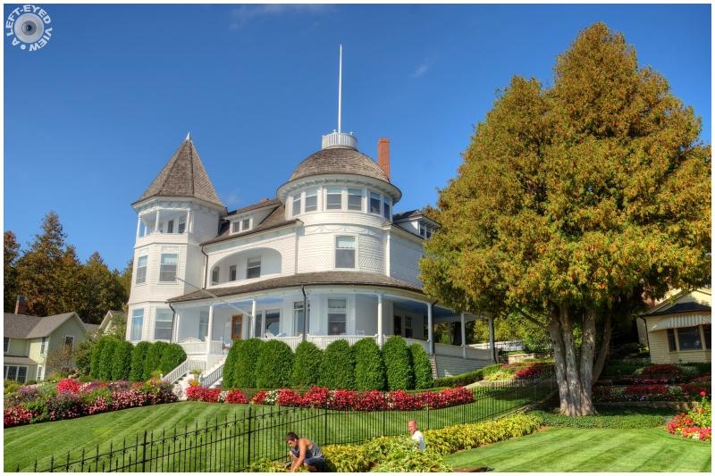 Edgecliff, Sabourin, Mackinac Island