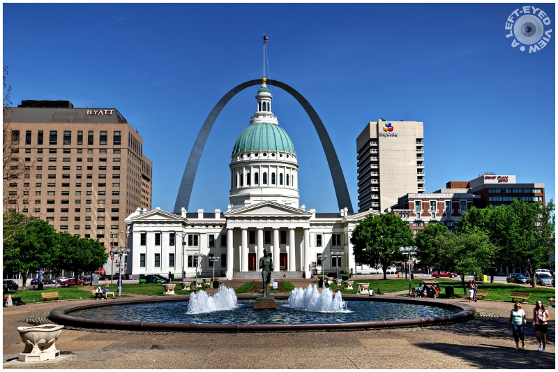 """A Left-Eyed View"", Sabourin, ""Kiener Plaza"""