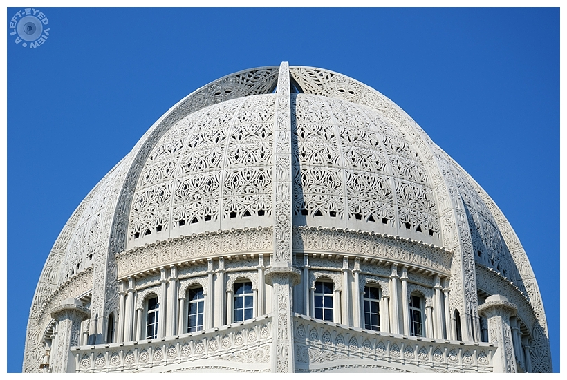 """Baha'i House of Worship"""