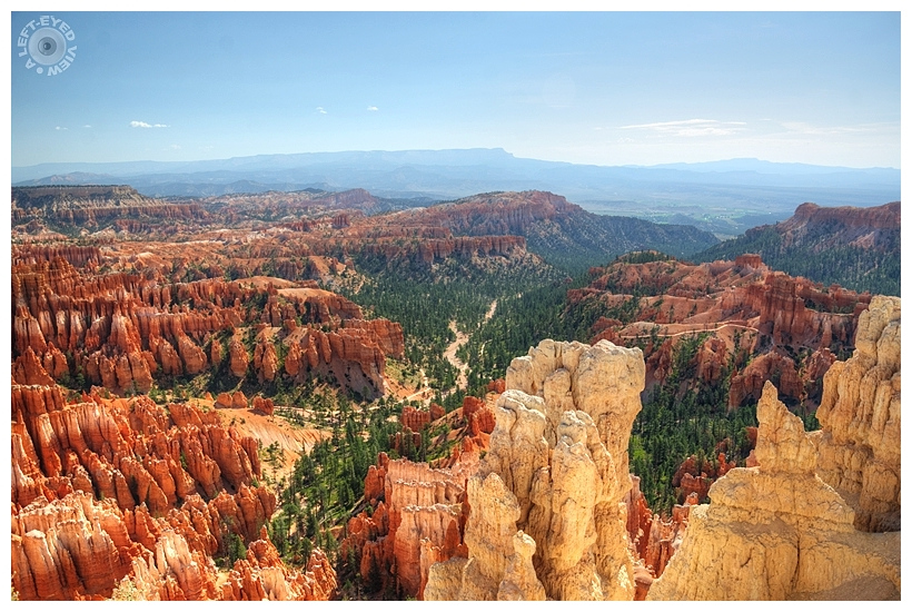 """Bryce Canyon"", ""Inspiration Point"", Sabourin"
