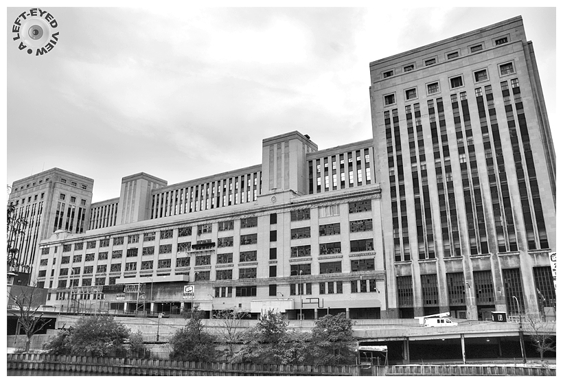 """""""Old Chicago Main Post Office"""""""