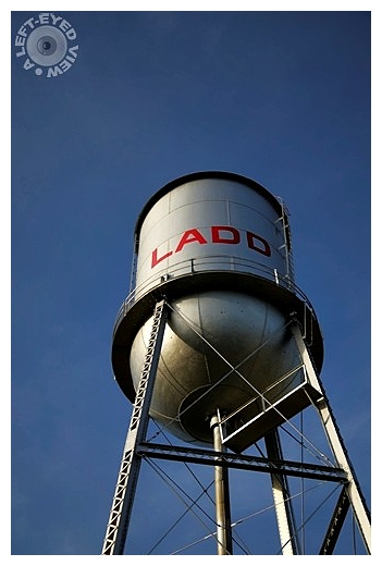 Ladd Water Tower